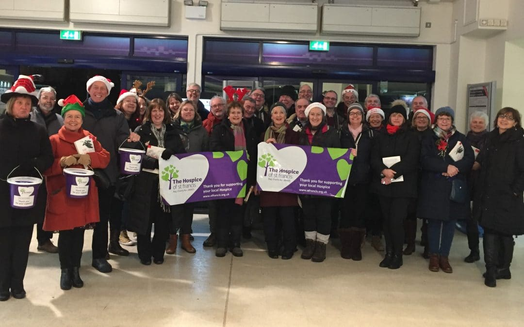 Record Total Raised for Charity at Christmas