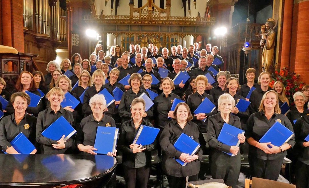 Choral Society 'excelled themselves'