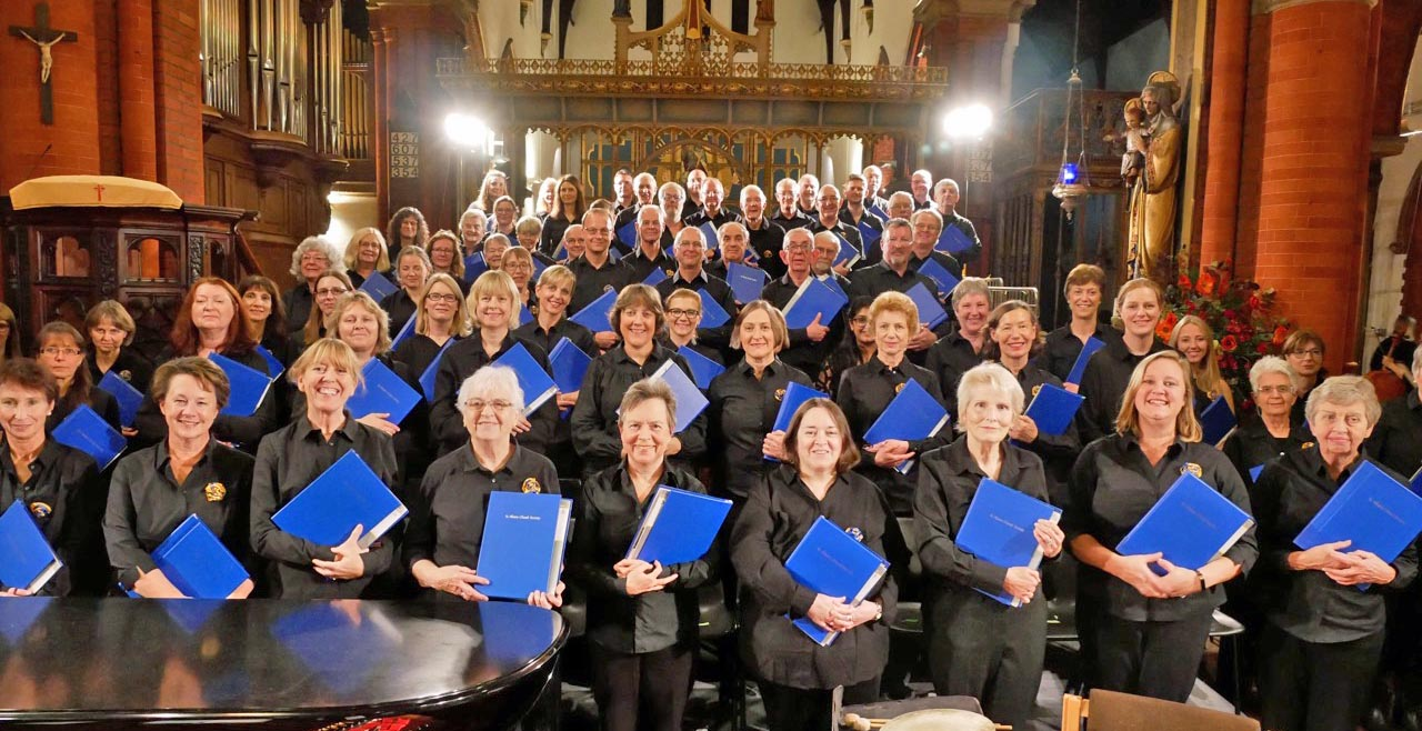 Choral Society 'excelled themselves' | St Albans Choral Society